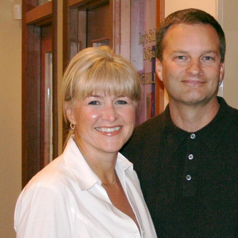 Brian & Betty Hruska