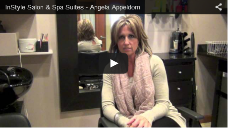 Video Testimonials - InStyle Salon & Spa Suites